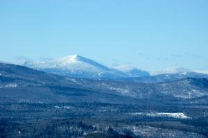 Maine Mountain Range